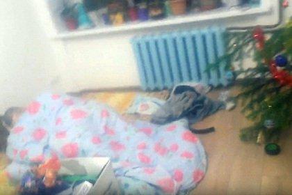 «Ирония судьбы» по-уфимски: женщина нашла под елкой спящего незнакомца