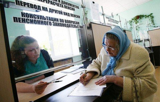 Пенсии по старости контрольная работа по