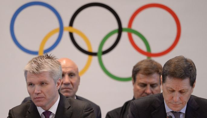 Колобков: альтернативной Олимпиады небудет