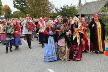 Фольклорный фестиваль пройдёт в Усвятах