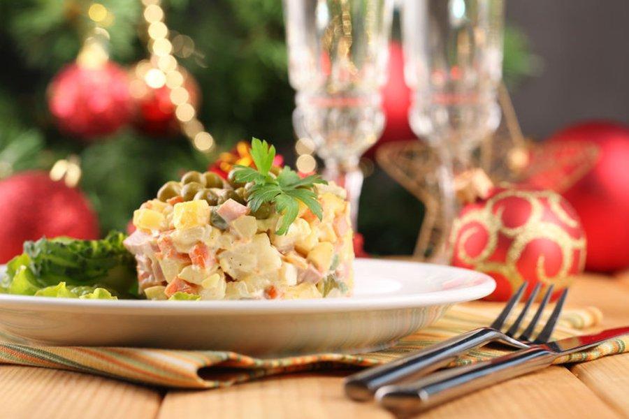 Новогодние диетические блюда фото