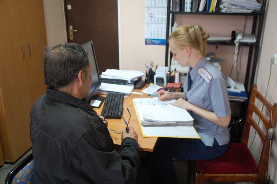 уголовная инспекция исполнения наказания