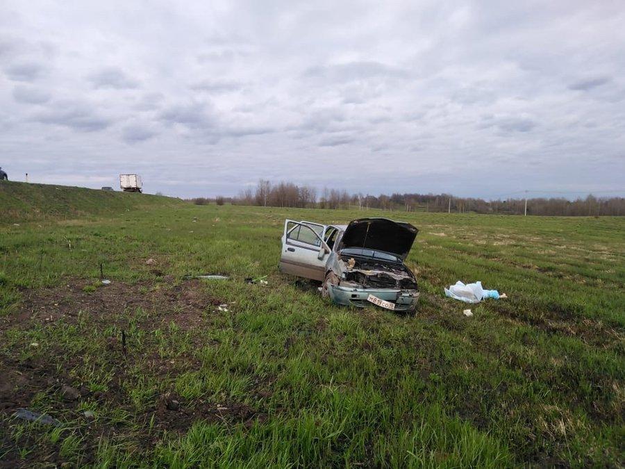 В Великолукском районе произошло смертельное ДТП (ФОТО)